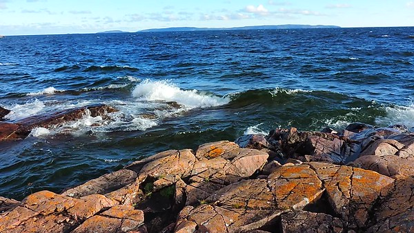 Lake Superior Waves, 2017, Rictographsimages  (26)
