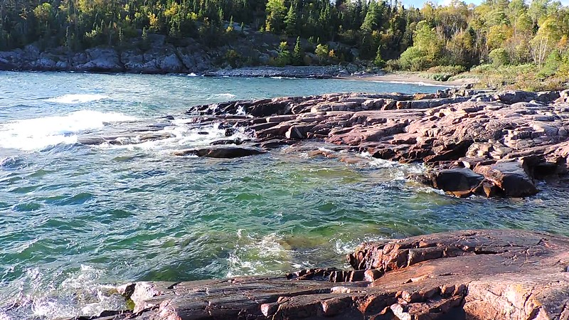 Lake Superior Waves, 2017, Rictographsimages  (16)
