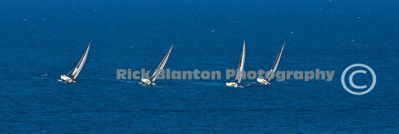 Regatta in St. Thomas