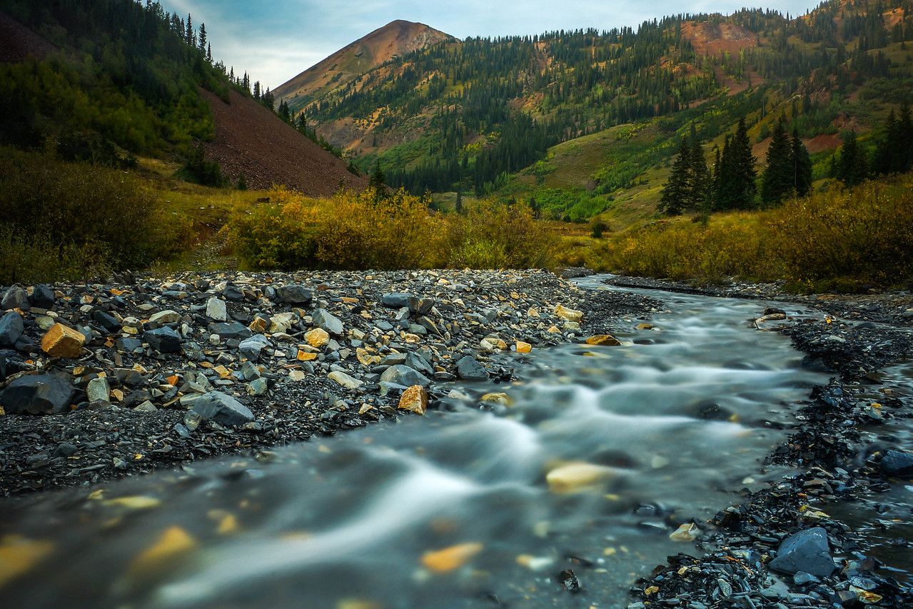 Slate River, Crested Butte