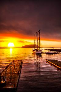 Bar Harbour Sunrise