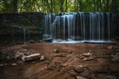 Hidden Falls Spring