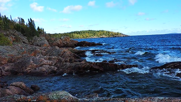 Lake Superior Waves, 2017, Rictographsimages  (20)