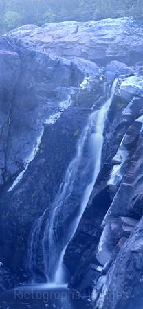 Aguasabon River Waterfall