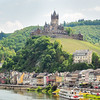 Reichsburg on the Mosel