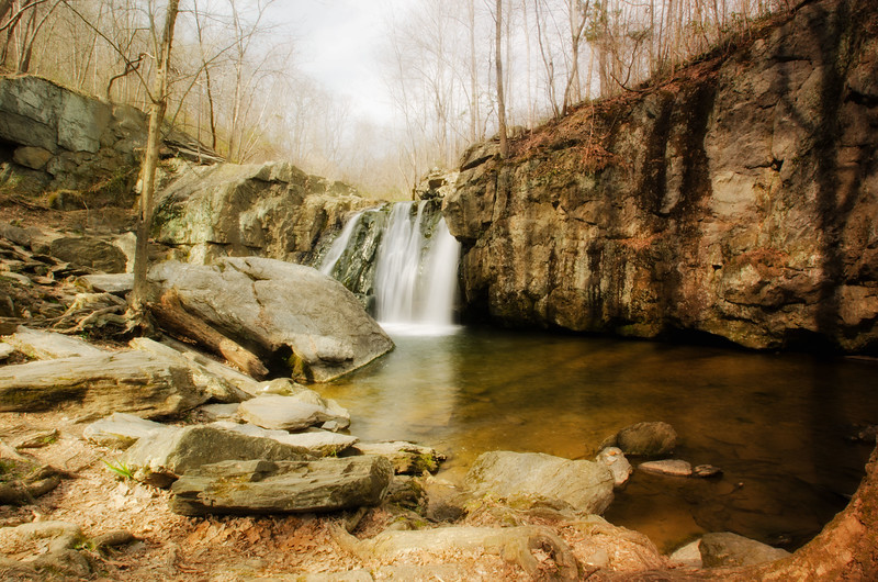 Spring at Kilgore Falls