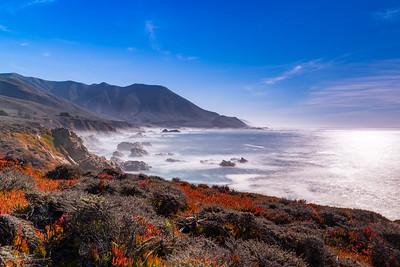 CA Coast North of Big Sur