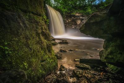 Minneopa Falls, Mankato, MN