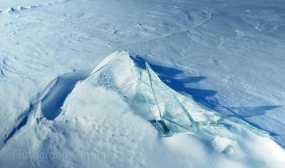 Ice & Snow, Lake Superior,
