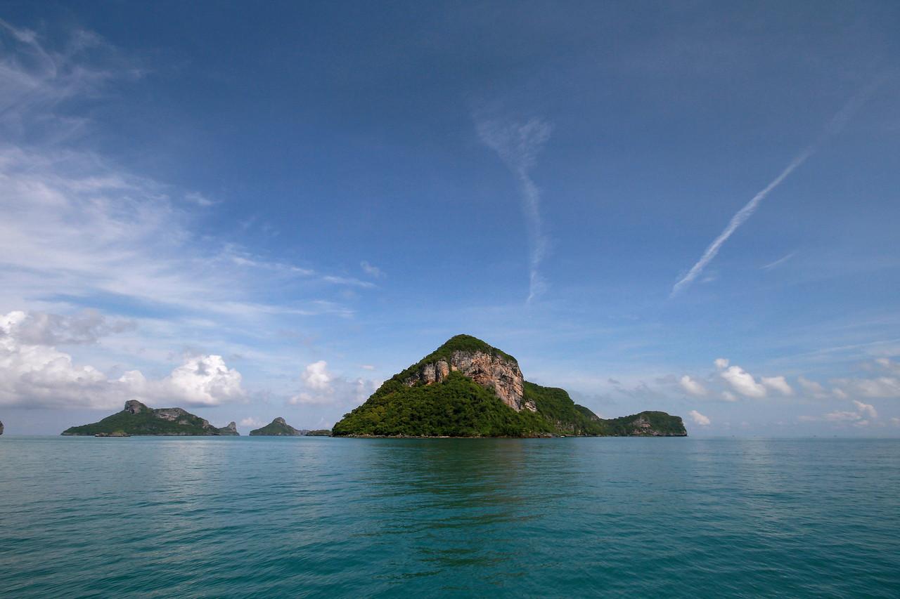 Islands @ Ang Thong Marine National Park