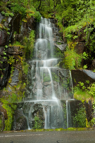 """Narada Falls"" Mount Rainier National Park"