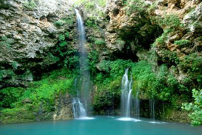 Natural Falls, Okla