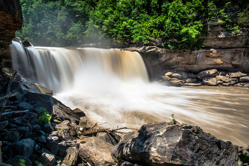 Cumberland Falls Base