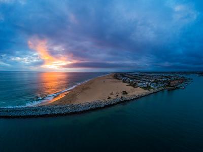 Balboa Skies