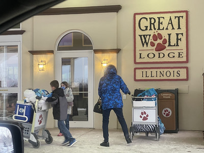 2021 Great Wolf Lodge Gurnee, IL