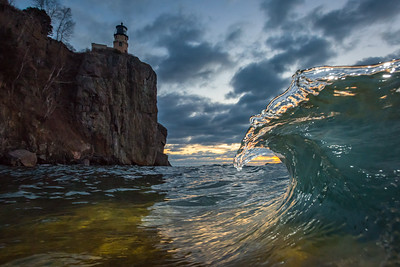 Wave from Below