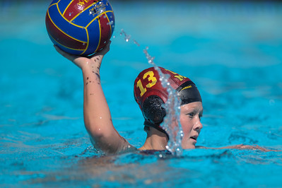 Menlo Atherton High School Varsity Water Polo vs. Leland High School, 2013-09-28