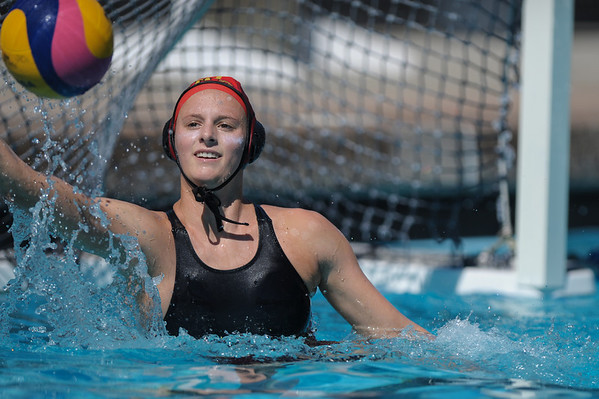 Leland High vs. M-A Bears Womens Varsity Water Polo 2013-09-28