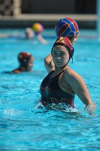 Menlo Atherton High School Varsity Water Polo vs. Leland High School, 2013-09-28