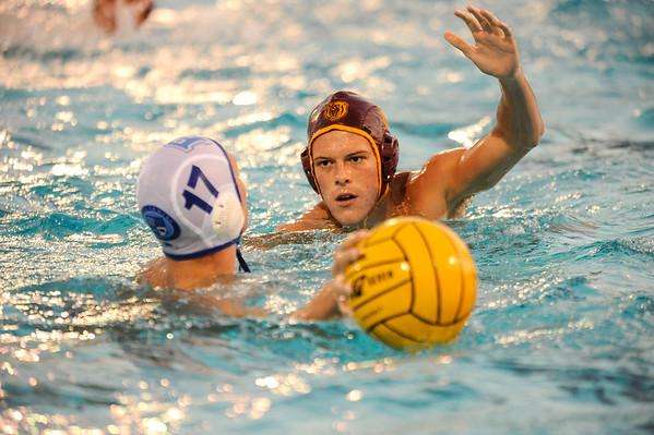 MA Bears Water Polo vs. Bellarmine 2012-09-11