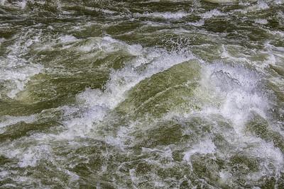 Waterportrait: Melt Swell, Redwood Creek | Kings Canyon National Park
