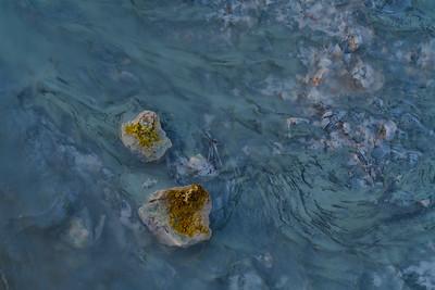 Water Portrait: Sulphur Creek, Bumpass Hell   Lassen Volcanic National Park