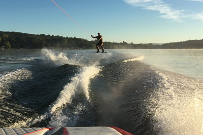 Wake and Surf
