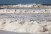 Waves along Rialto Beach, Washington