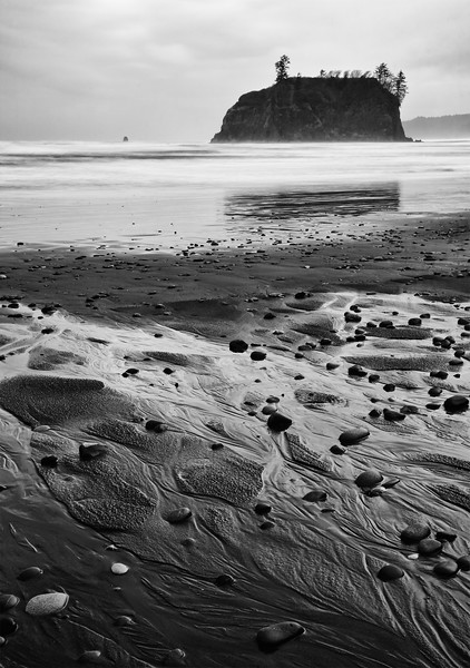 Ruby Beach twilight, Olympic National Park