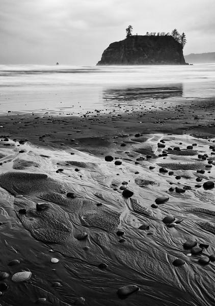 Ruby Beach twilight, Olympic National Park