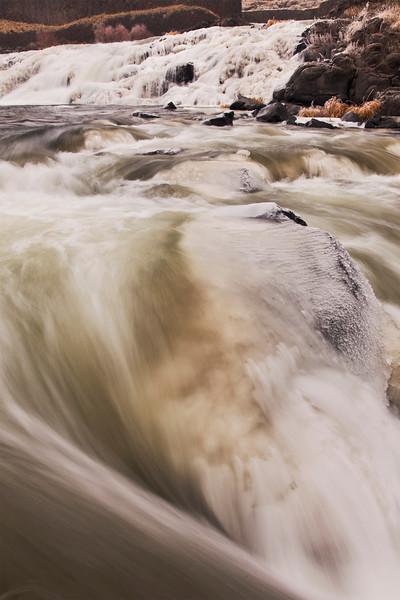 Upper Palouse Falls, Washington.