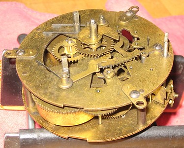Movement before repair