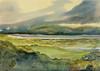 "Dingle Peninsula , Ireland<br />  image 10 1/2"" x 14 1/2"" #1276<br /> SOLD"