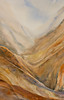 "Marbled Canyon<br /> 21"" x 13 1/2""<br /> #1283"