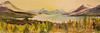 "Before It's Gone - Alaska<br /> image 14"" x 40""<br /> #015 SOLD"