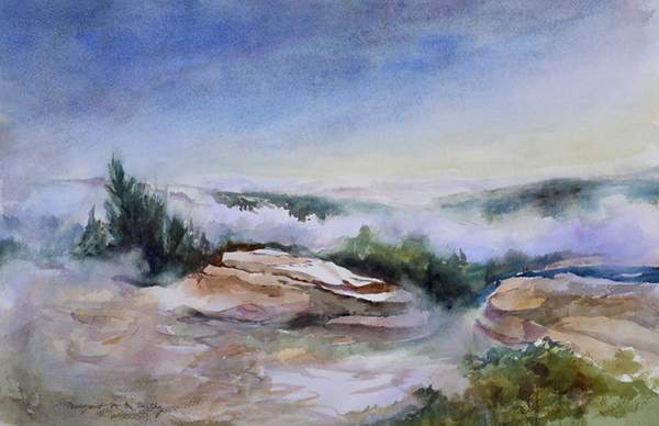 Cadillac Mountain -Acadia National Park
