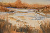 "Riverlands<br /> Image 14"" x 21""<br /> #1327"