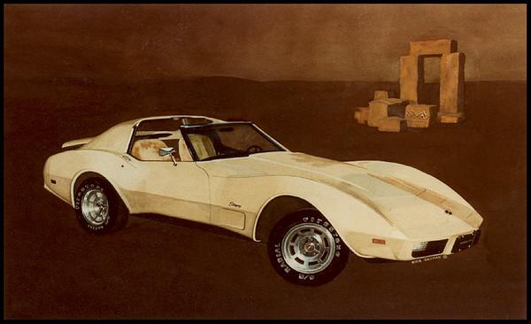 1976 Corvette