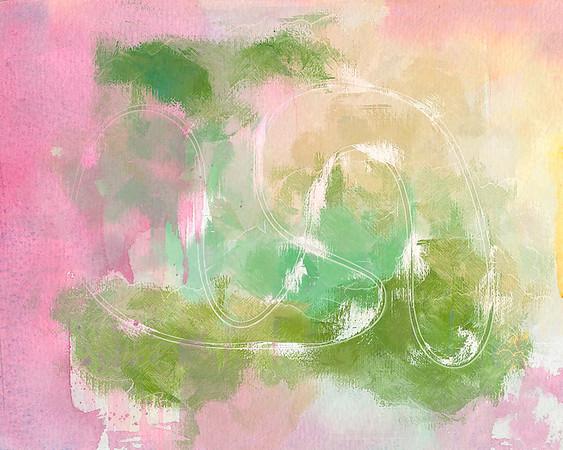 spring in watercolor ...