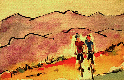 Bike Paintings