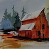 Oregon Barn