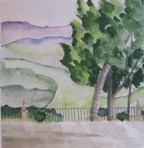 #36 Gated Garden