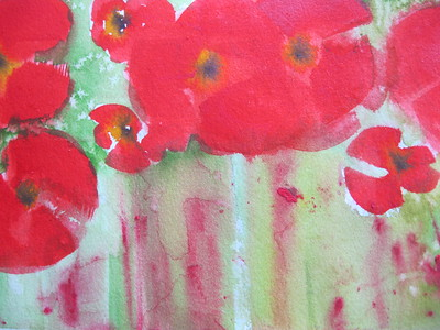 #23 Passionate Poppies