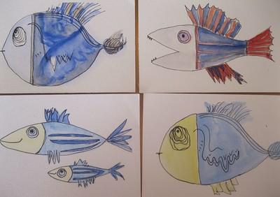 #45 Fish Family