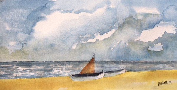 #58 Calm Seas