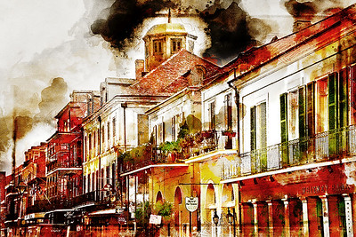 America The Beautiful .... New Orleans...