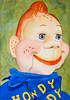 Portrait of Howdy Dowdy Doll