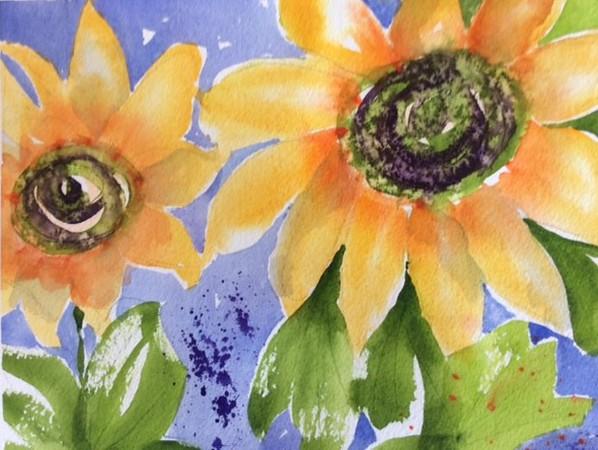 #50 Sunflower Spectacular