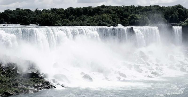 Niagara Falls US side