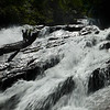 Our next stop was Holcomb Creek Falls.   Drenched in sunlight and flush with water!    A magnificent spot!